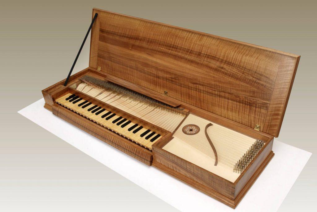 Clavichord Detmar Hungerberg